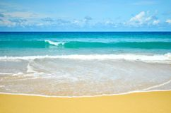 Karon beach, Phuket ,Thailand Stock Photography