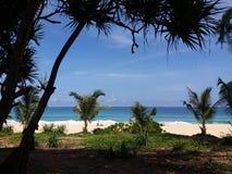 Karon beach stock images