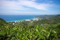 Karon beach Royalty Free Stock Photos