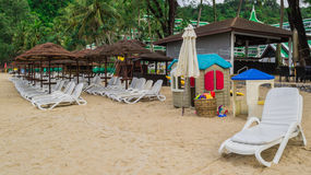 Karon Noi Beach, Phuket Royalty Free Stock Photo