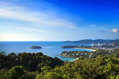 Karon ViewPoint Royalty Free Stock Photo
