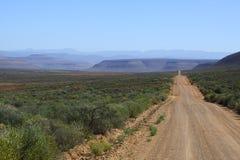 Karoo Back Roads Stock Images