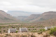 Karoo National Park landscape Royalty Free Stock Photo