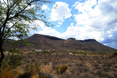 Karoo National Park in the Western Cape of South Africa . royalty free stock images
