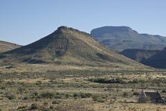 Karoo-Nationalpark Stockfotografie