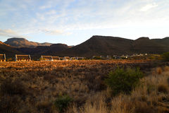 Karoo-Nationalpark, Beaufort West Lizenzfreie Stockbilder