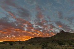 Karoo Sunrise Stock Images