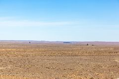 The Karoo is a very dry sparse desert in most places but it is full of life and history. South Africa. Stock Images