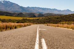 Karooväg Fotografering för Bildbyråer