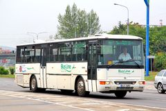 Karosa C954E Foto de Stock