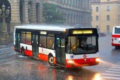 Karosa Citybus el 12M Foto de archivo libre de regalías