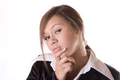Karosseriensprache Lizenzfreies Stockfoto