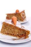 Karotte-Kuchen Lizenzfreie Stockfotografie