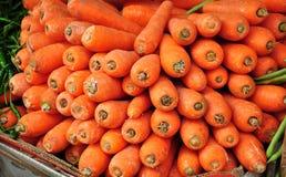 Karotten sind für Sie gut Lizenzfreies Stockbild