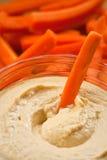 Karotten und Bad Stockbild