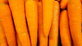 Karottenhintergrund Lizenzfreie Stockfotografie