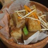 Karottenkuchen Stockfotos