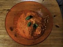 Karottensalat Lizenzfreie Stockbilder