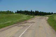 Karpacki krajobraz Zdjęcia Stock