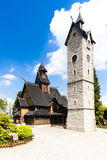 Karpacz Church Royalty Free Stock Image