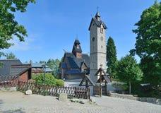 Karpacz,Karkonosze Mountains,Poland Royalty Free Stock Images