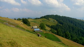 Karpaten-Chornohora Stockfoto
