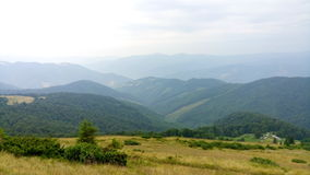 Karpaten-Chornohora Stockfotos