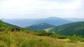Karpaten-Chornohora Lizenzfreies Stockbild