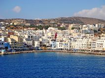 Karpathos amazing Greek island tour all around backgrounds wallpapers fine prints stock image