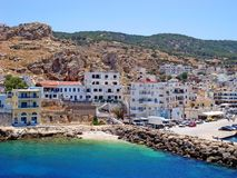 Karpathos amazing Greek island tour all around backgrounds wallpapers fine prints stock photography
