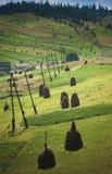 Karpatische bergen, de Oekraïne Royalty-vrije Stock Fotografie