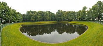 Karpiyev池塘1163 图库摄影