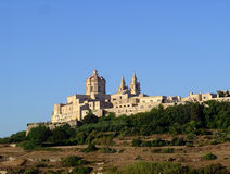 Karraba. Mdina City - medieval city in Malta Stock Photo