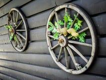 Karren Sie Rad stockfotografie