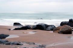 Karridene strand Royaltyfri Foto