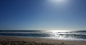 Karridene strand Fotografering för Bildbyråer