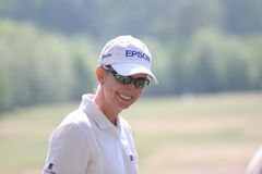 Karrie Webb, LPGA golf Tour, Stockbridge, 2006 Stock Photos