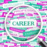 Karriere Vektor Abbildung