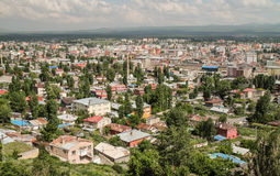 Kars town Stock Photos