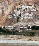 Karsha gompa - Zanskar valley - Ladakh - India Stock Images