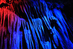 Karst cave stock photos