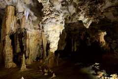 The karst cave in bama villiage ,guangxi, china Stock Photo