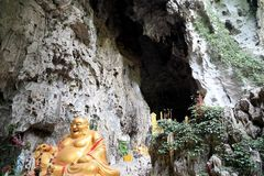 Free Karst Cave , The Dragon Palace In Guizhou , China Stock Images - 55054284