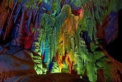 Karst caves. In Beijing suburbs Stock Photo
