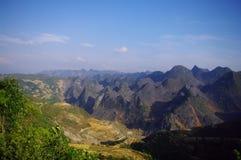 Karst landscape Stock Photo