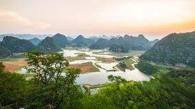 Karst Landscape Royalty Free Stock Image