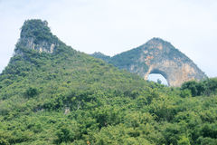 Karst mountain Royalty Free Stock Photos