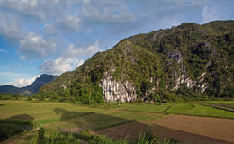 Karst Mountains Stock Images