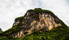Karst Mountains in Guilin, China Stock Images