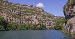 Karst nature stock footage